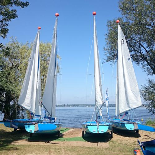 Czartery jachtów na Zalewie Zegrzyńskim