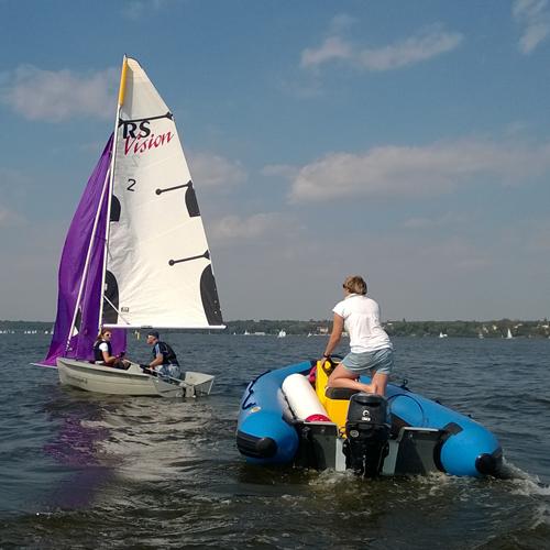 Autorskie szkolenia żeglarskie